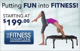 Shop All Fitness Trampolines